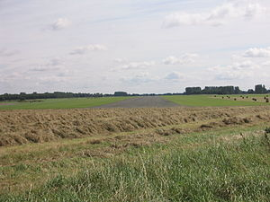 Watton, Norfolk - RAF Watton runway