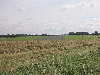 Watton, Norfolk - RAF Watton runway