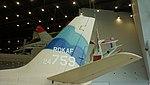 ROKAF F-86F(24-759) stabilizer left side view at Jeju Aerospace Museum June 6, 2014.jpg