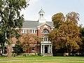 Radcliffe Gymnasium - Radcliffe Yard, Harvard University, Cambridge, Massachusetts, USA - DSC04488.jpg