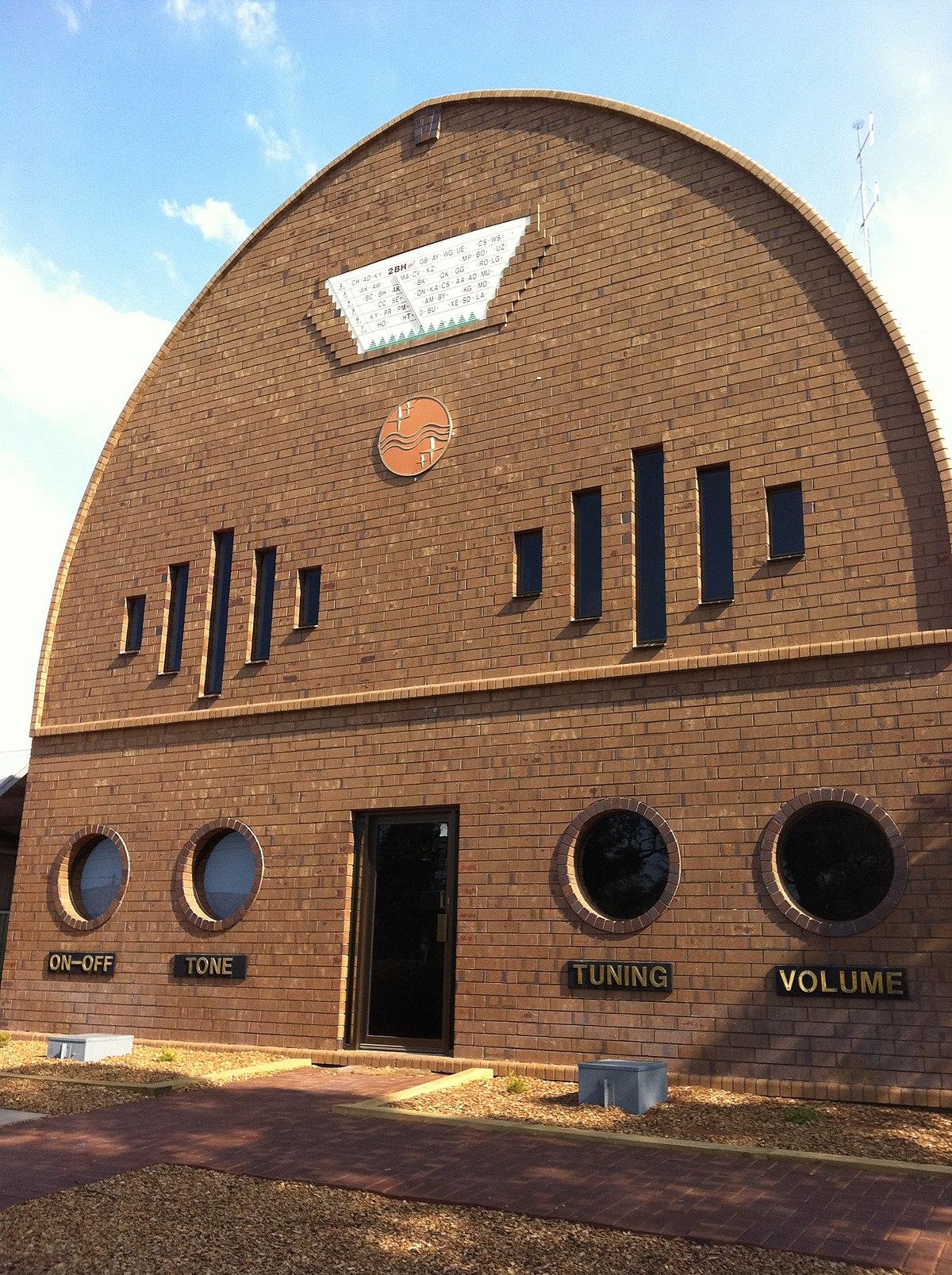 2bh Wikipedia Building A Radio Station