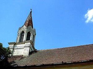 Radojevo - Image: Radojevo, Catholic Church