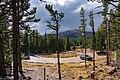 Rainbow Lakes Trailhead Parking, Colorado (44792084685).jpg