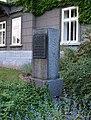 Rakovník, Žižkovo náměstí, hasičský sbor svým členům umučeným.jpg