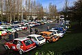 Rally Botafumeiro 2012 - parque cerrado 1.jpg