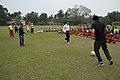 Ranjan Chowdhury - Syed Nayeemuddin - Jamshid Nassiri - Showing Skills - Football Workshop - Sagar Sangha Stadium - Baruipur - South 24 Parganas 2016-02-14 1183.JPG