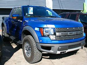 Ford F-Series (twelfth generation) - 2010 SVT Raptor