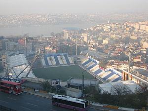 Recep Tayyip Erdoğan Stadium - Image: Recep Tayyip Erdoğan Stadium Istanbul