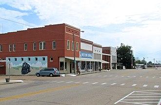 Rector, Arkansas - Main Street (AR 90)
