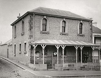Redfern police station, undated Redfern Police Station (7984576607).jpg