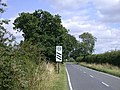 Reduce speed (but not yet) - geograph.org.uk - 878933.jpg