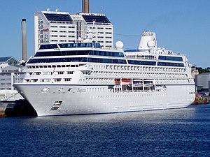 Regatta Class Cruise Ship Wikipedia