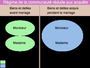 Droit Des Regimes Matrimoniaux En France Wikipedia