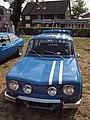 Renault 8 Gordini - aufgenommen am 19, 08. 2018 in Diepholz.jpg