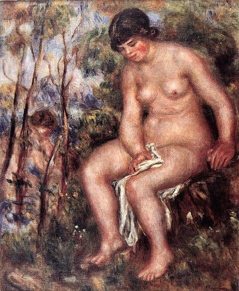 Renoir's Nude