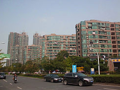 Residential buildings in Binjiang District 02.jpg