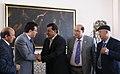 Reunión del Canciller Falconí con delegación de Libia (4092257295).jpg