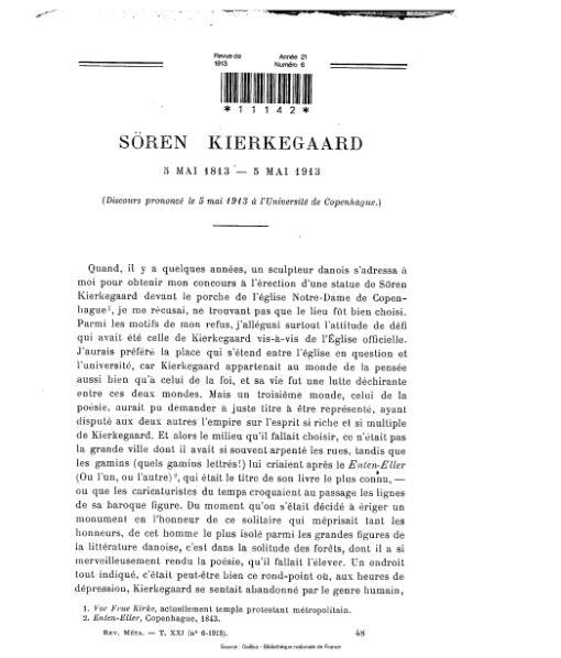 File:Revue de métaphysique et de morale, numéro 6, 1913.djvu
