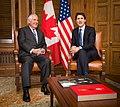 Rex Tillerson meets Justin Trudeau in Ottawa - 2017 (25304338148).jpg