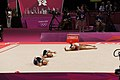 Rhythmic gymnastics at the 2012 Summer Olympics (7915558432).jpg