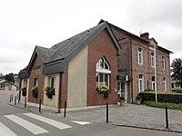 Ricarville (Seine-Mar.) mairie et ancienne école.jpg