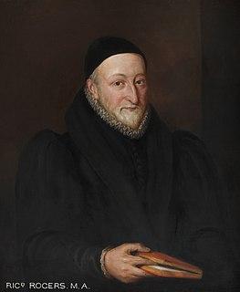 Richard Rogers (theologian) English puritan