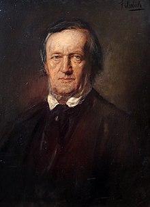 Postumes Porträt durch Franz von Lenbach, 1895 (Alte Nationalgalerie, Berlin) (Quelle: Wikimedia)