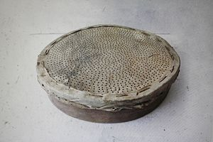Riddle drum - Image: Riddle Sieve