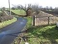 Road and railway near Catrine - geograph.org.uk - 350725.jpg