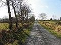 Road at Tirkillin - geograph.org.uk - 1806299.jpg