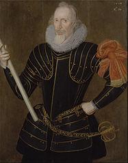 Portrait of a Man, possibly Thomas Howard, third Viscount Bindon (ca. 1539–1611)