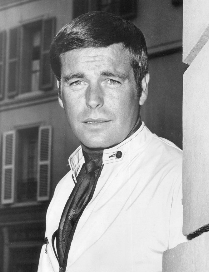 Robert Wagner It Takes a Thief 1969
