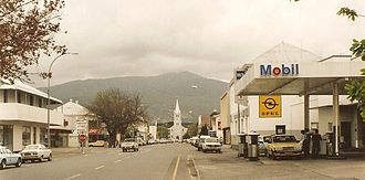 Robertson, Western Cape - Robertson in 1987