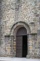 Rochechouart Église Saint-Sauveur Portail 589.jpg