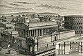 Roma Tempio di Venere ricostruito secondo Reclender.jpg