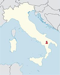 Roman Catholic Diocese of Tricarico in Italy.jpg