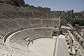 Roman Theatre in Amman 0187.jpg