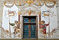 Romania-1521 - Courtyard Painting (7625060128).jpg