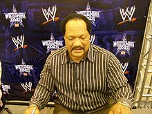 Ron Simmons en 2009