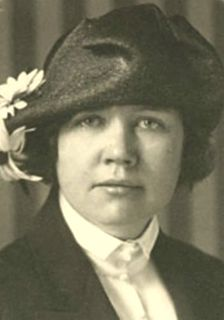 Rose Wilder Lane American journalist