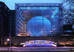 Rose Center for Earth and Space - Wikipedia