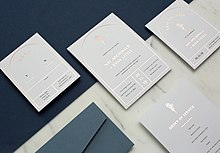 Wedding invitation - Wikipedia