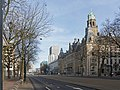 Rotterdam, de Coolsingel met het stadhuis RM513763 foto4 2016-02-28 10.00.jpg