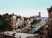 Rotterdam - Delfsevaart 1900