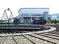 Roundhouse of the Kyoto Railway Museum 01.jpg