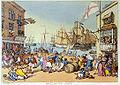 Rowlandson - Portsmouth Poing.jpg
