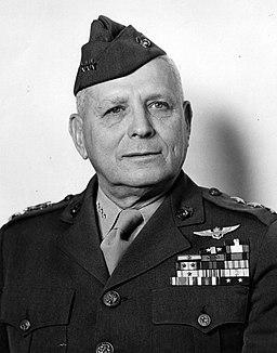 Roy Geiger United States Marine