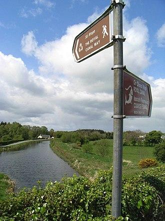 Thomas Allen (Irish Volunteer) - Ballsport Bridge, Hill of Down.