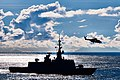 Royal Navy and Royal Marines train alongside partner naval forces MOD 45162842.jpg