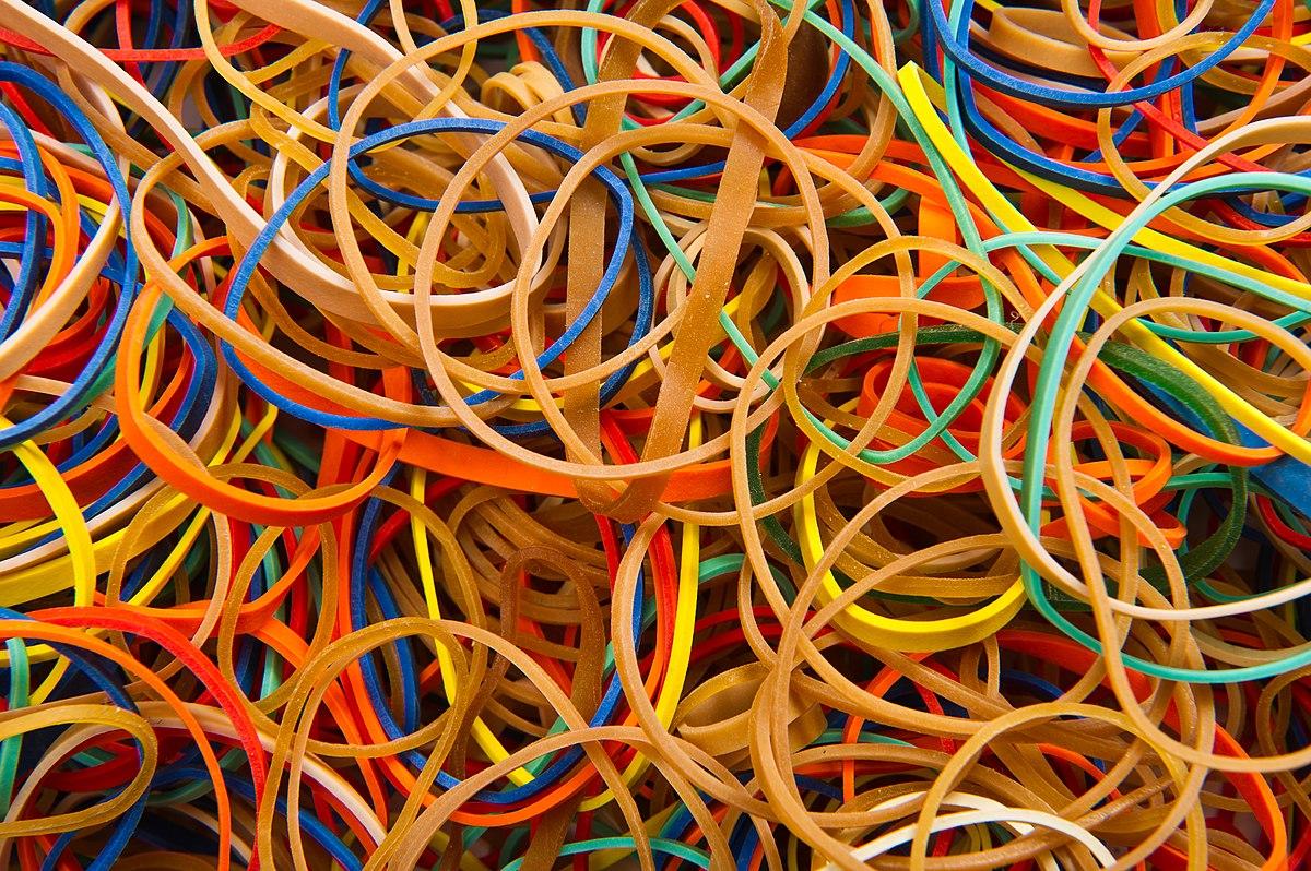 Rubber band - Wikipedia